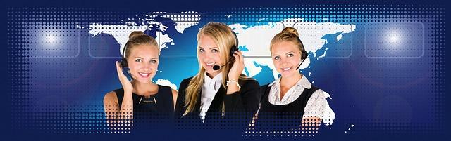 pracovnice call centra